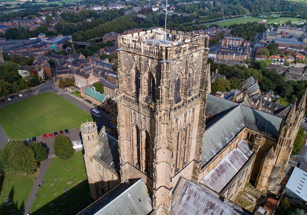 andrew heptinstal durham cathedral restoration work